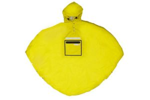 The Peoples Poncho 3.0 - Geel