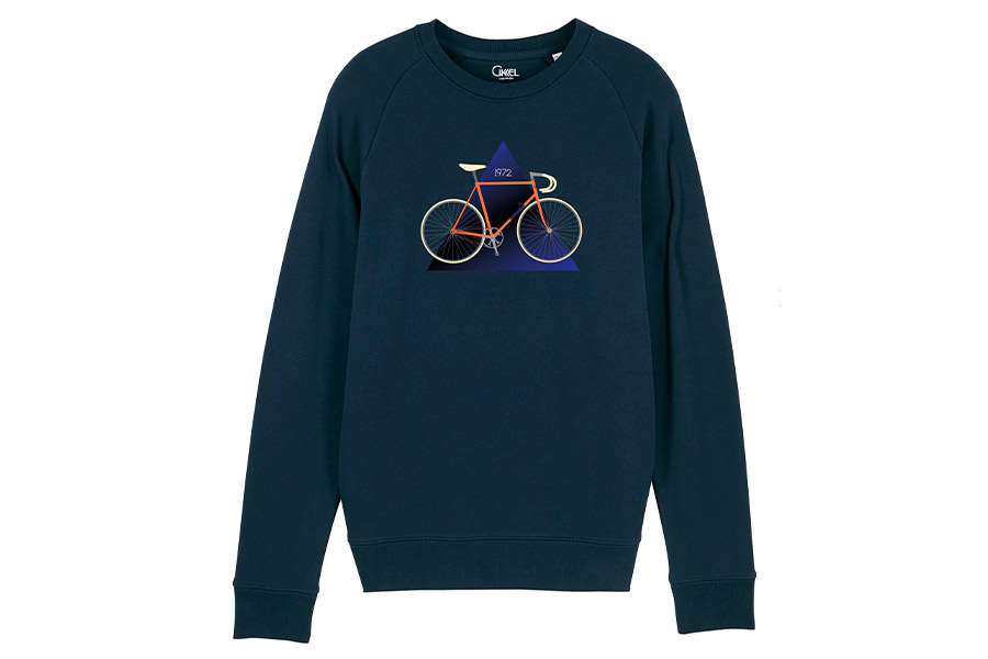 Cikkel Orange Is The New Black Sweatshirt Blauw